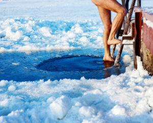 velocizza il recupero con l'acqua fredda