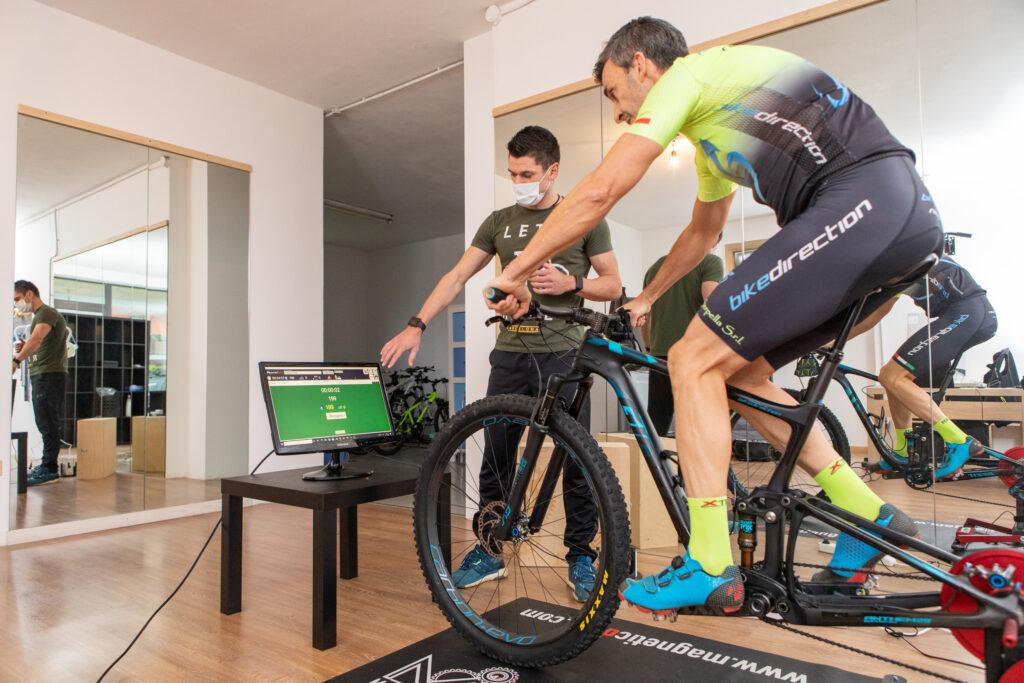 Analisi e valutazione preparazione atletica per ciclisti