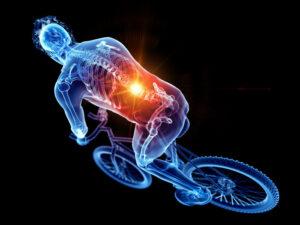 mal di schiena ciclismo